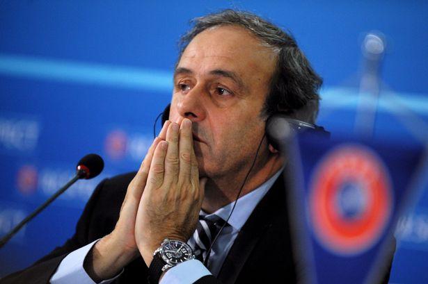 Platini, detenido en Francia por presunta corrupción