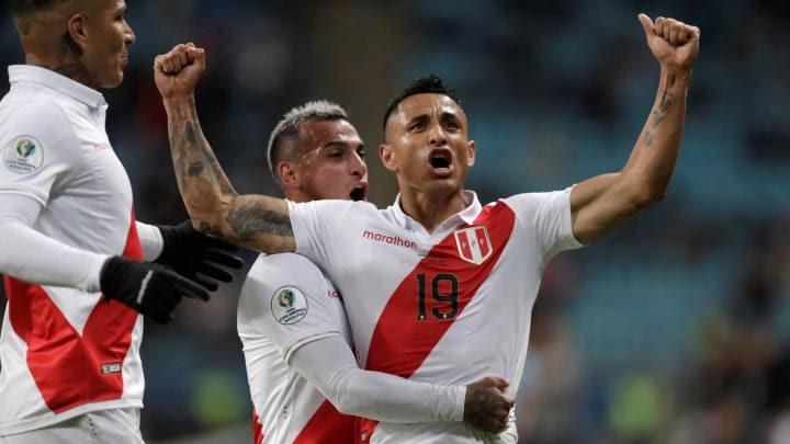 Perú contra todos los pronósticos, goleó a Chile y jugará la final