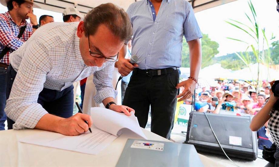 Gobierno Nacional logra acuerdo con productores de panela de Boyacá y Santander, y se levanta movilización