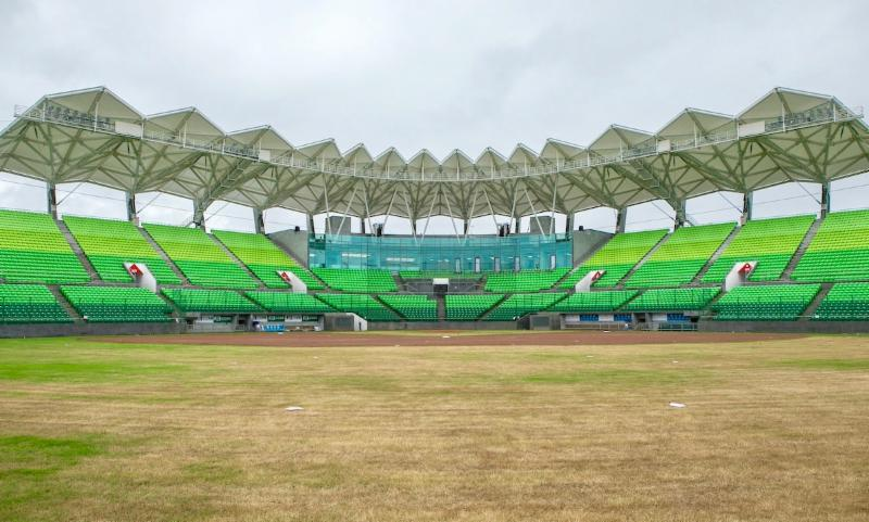 Youth baseball facility opens in Tainan for the WBSC U-12 Baseball World Cup