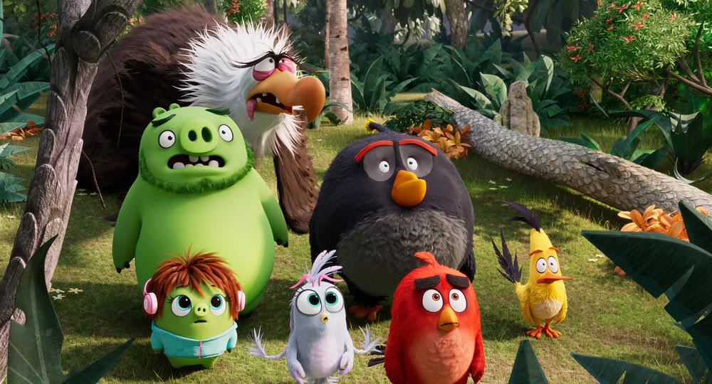 Angry Birds 2 – La Película