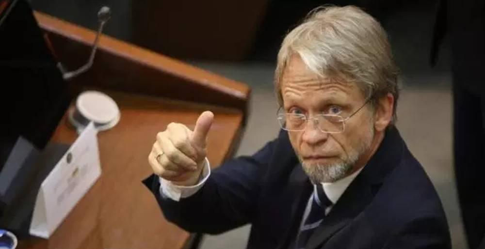 Consejo de Estado sobre perdida curul Antanas Mockus