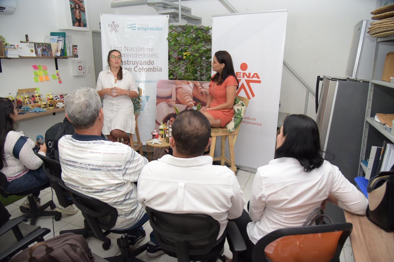 El SENA dispone de $20 mil millones para emprendimientos en Colombia