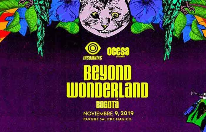 Reconocido festival 'Beyond Wonderland' llegará a Bogotá