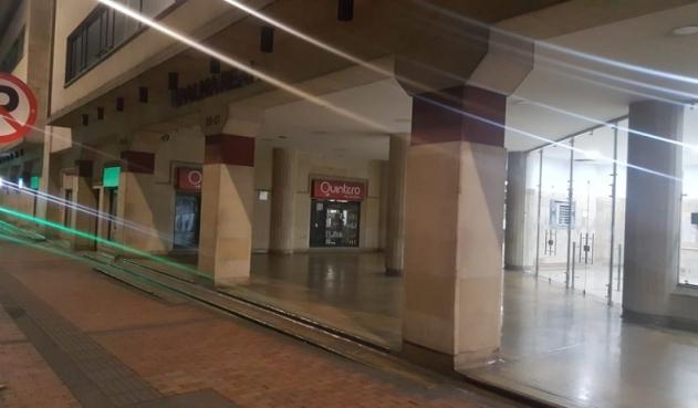 Asalto en joyería del Centro de Bogotá