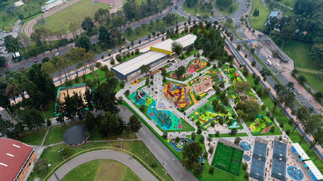 Comienzan obras del parque 'Ciudad de los niños' que reemplazará al Museo de los Niños