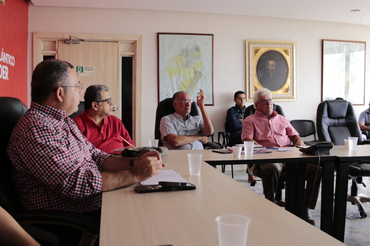 Continúan caravanas de obras en los barrios de Soledad