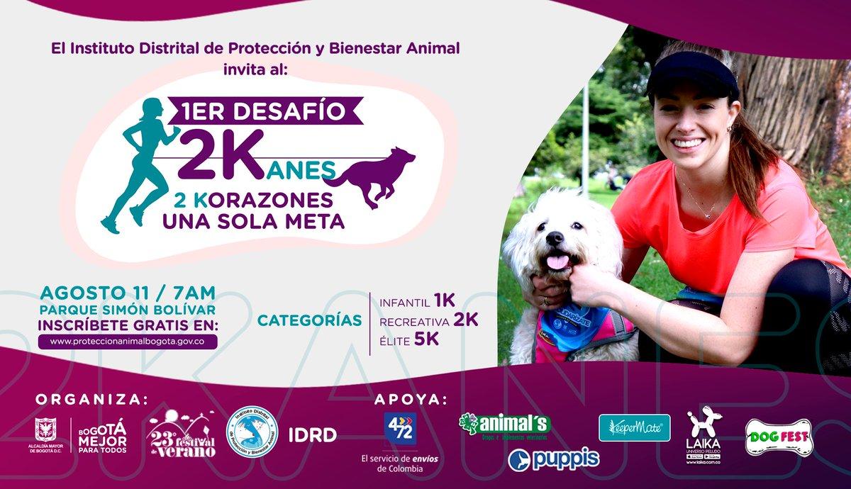Llega el 'Desafío 2 Kanes' a Bogotá
