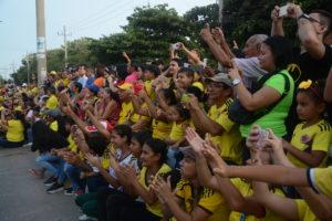Desfile-militar- Barranquilla