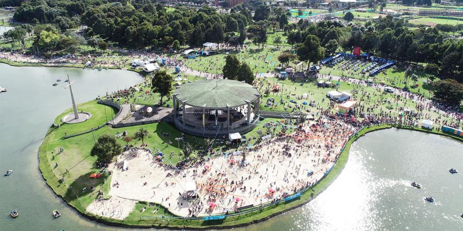 Disfrute de los conciertos gratuitos del Festival de Verano en Bogotá