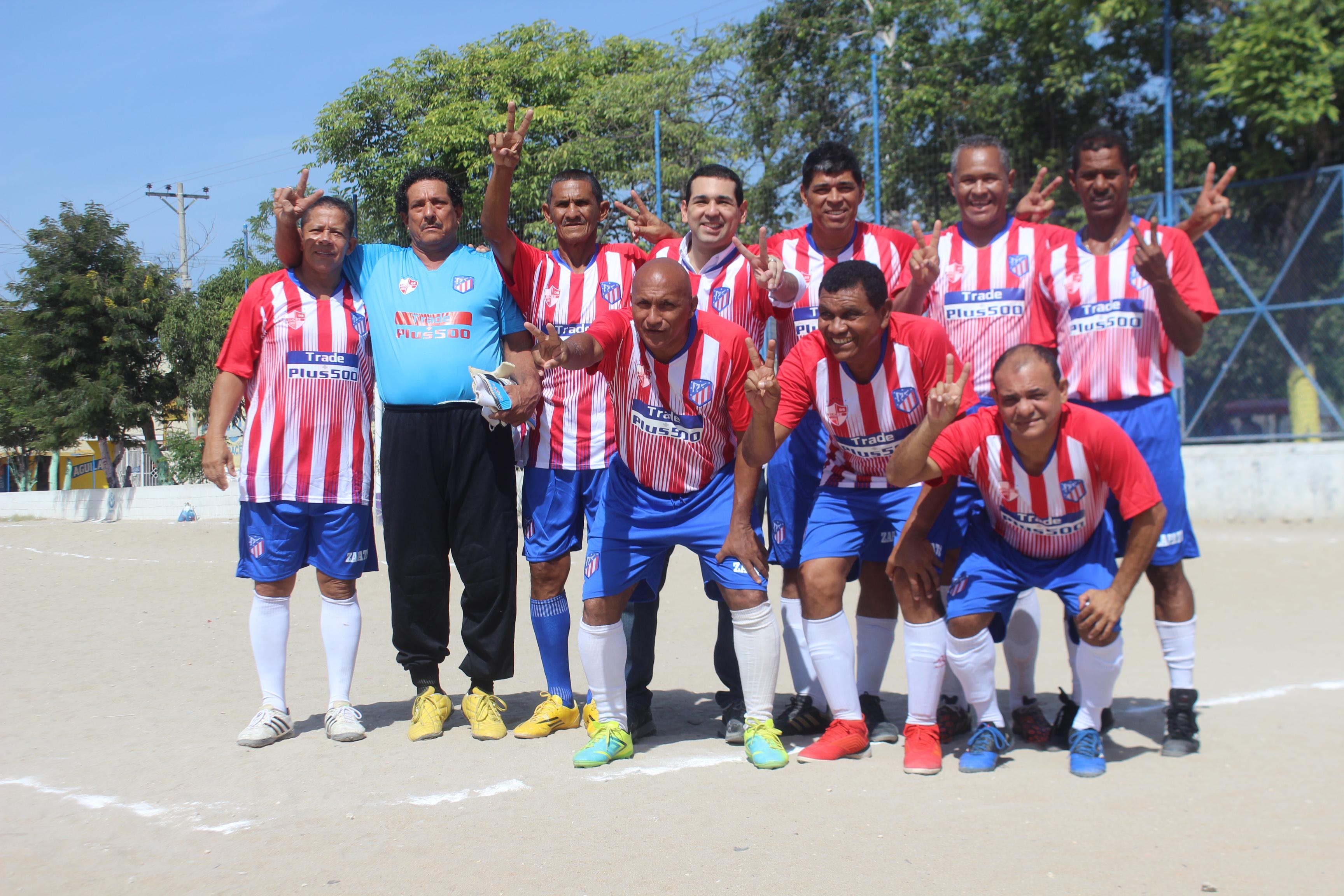 Luis Alberto Zapata Garrido quiere incentivar el deporte hacia todas las edades en Barranquilla