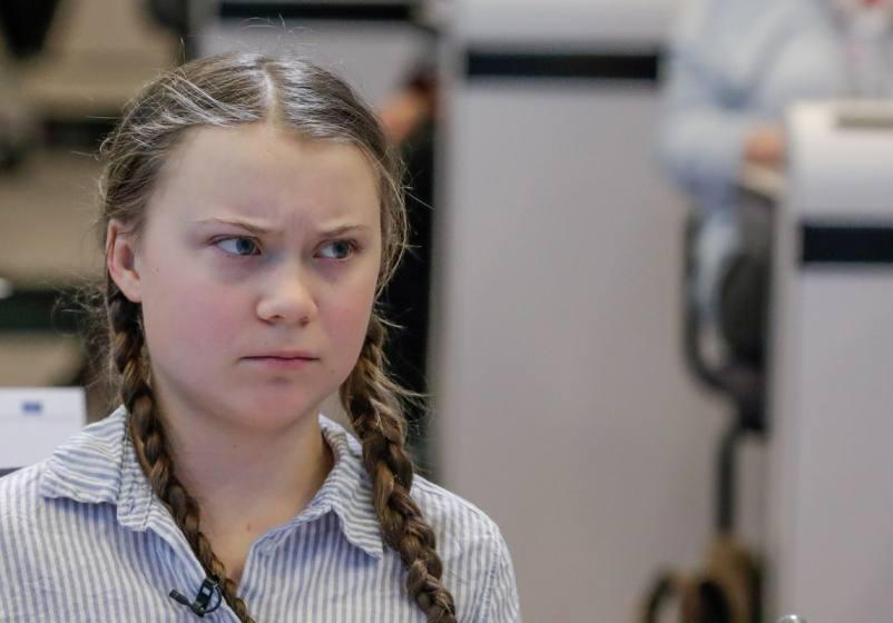 La activista ambiental, Greta Thunberg, cruzará el Atlántico en un moderno velero ecológico