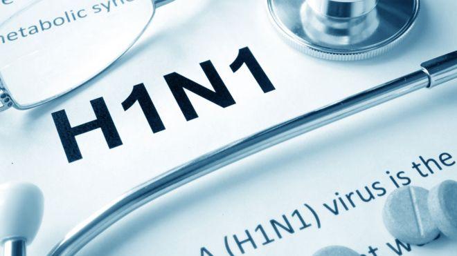 Brote de virus H1N1 en corregimiento de Antioquia