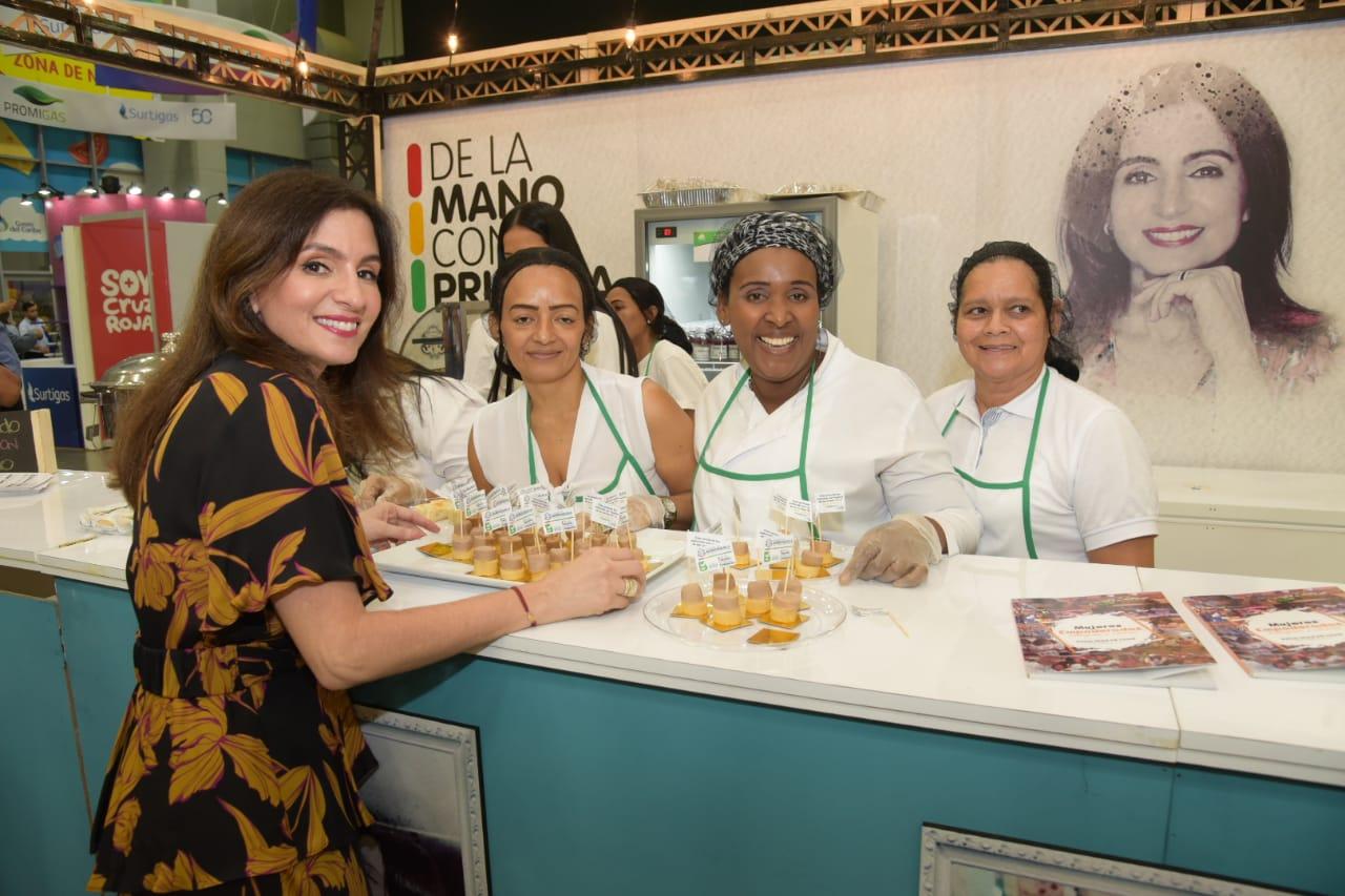 Madres líderes, capacitadas por el Distrito, llegan con toda su sazón a Sabor Barranquilla 2019