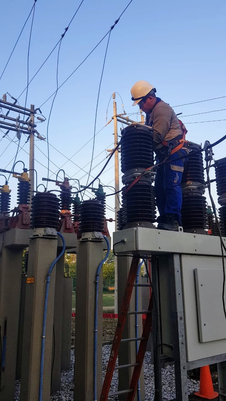 Electricaribe informa Continúan mantenimientos en circuitos de la subestación 20 de julio