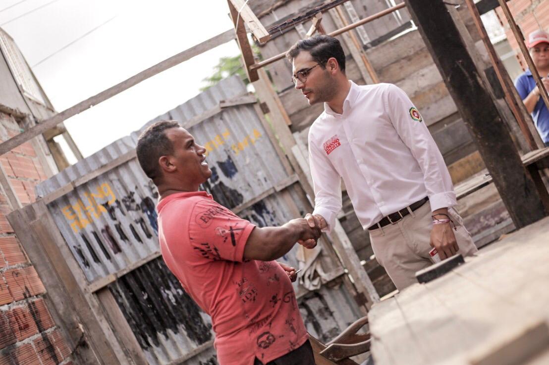 Cartagena: Sergio Londoño con los ojos en la ciudad
