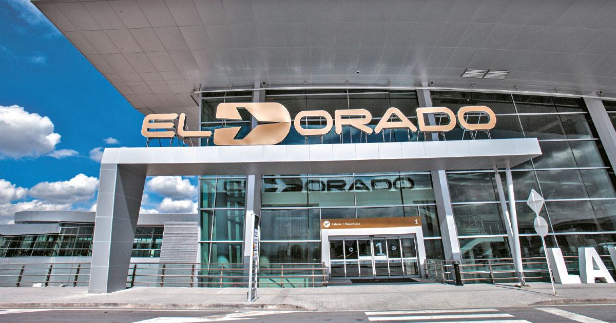 Grabaron lo que podría ser un 'fantasma' en el Aeropuerto El Dorado de Bogotá