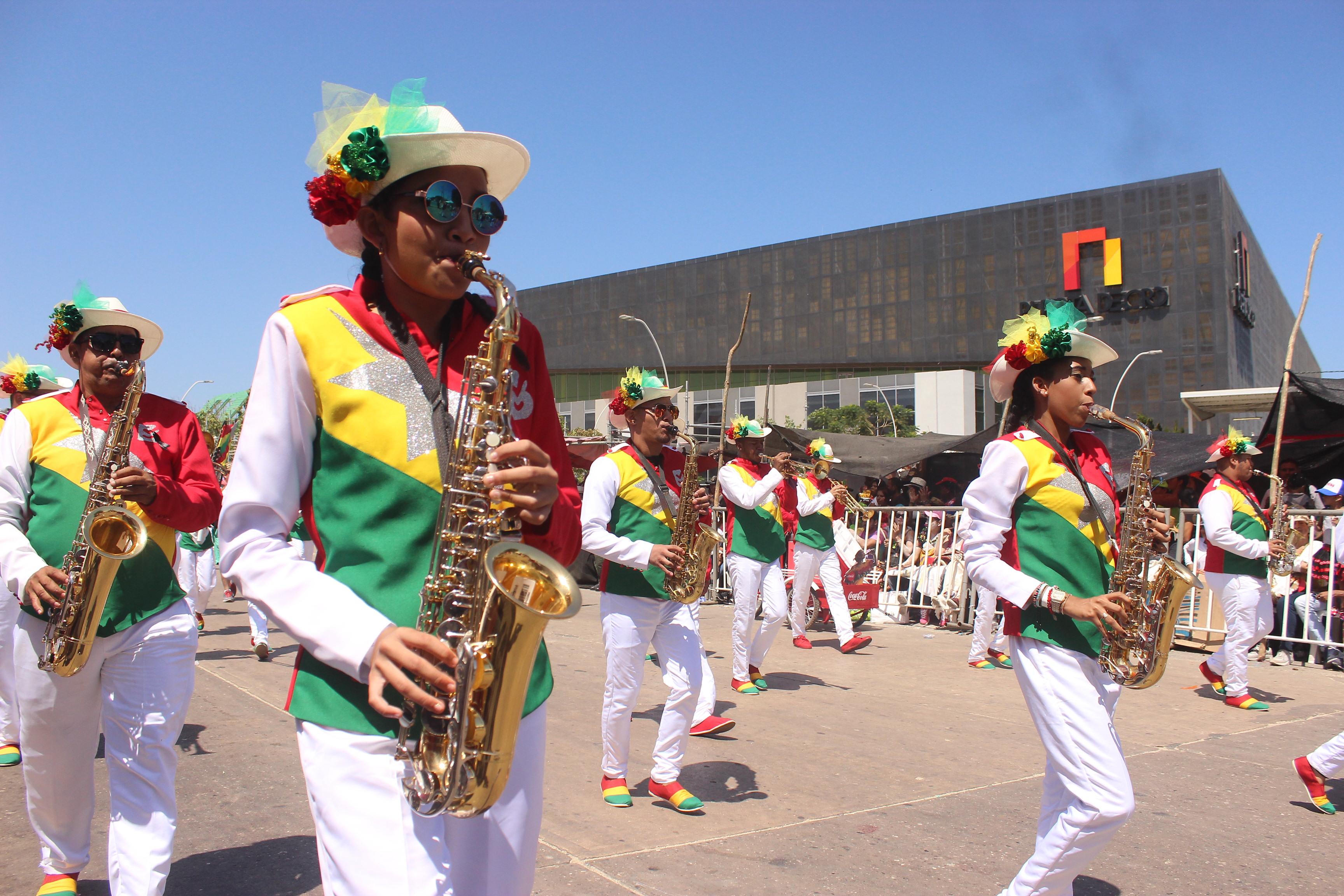 La Banda Distrital de Casas de Cultura promete una gran fiesta para su cumpleaños