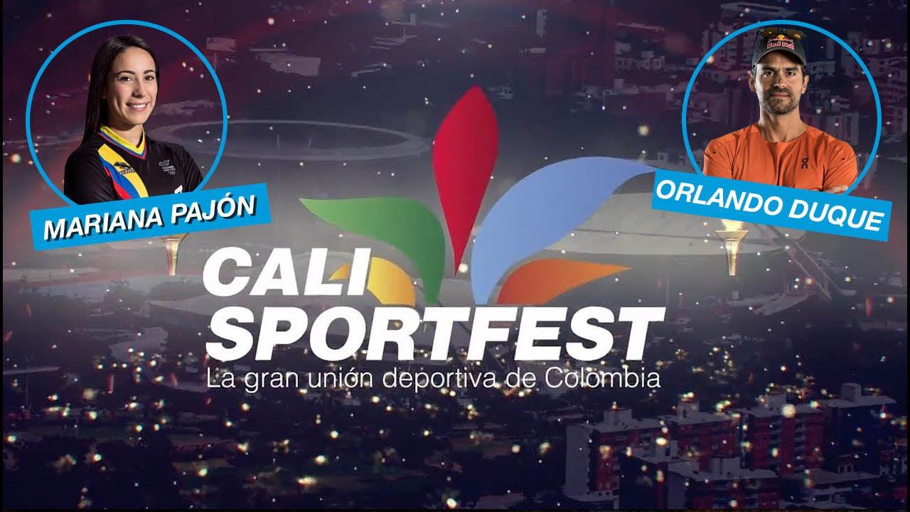 Conozca la programación e invitados al Cali Sportfest 2019