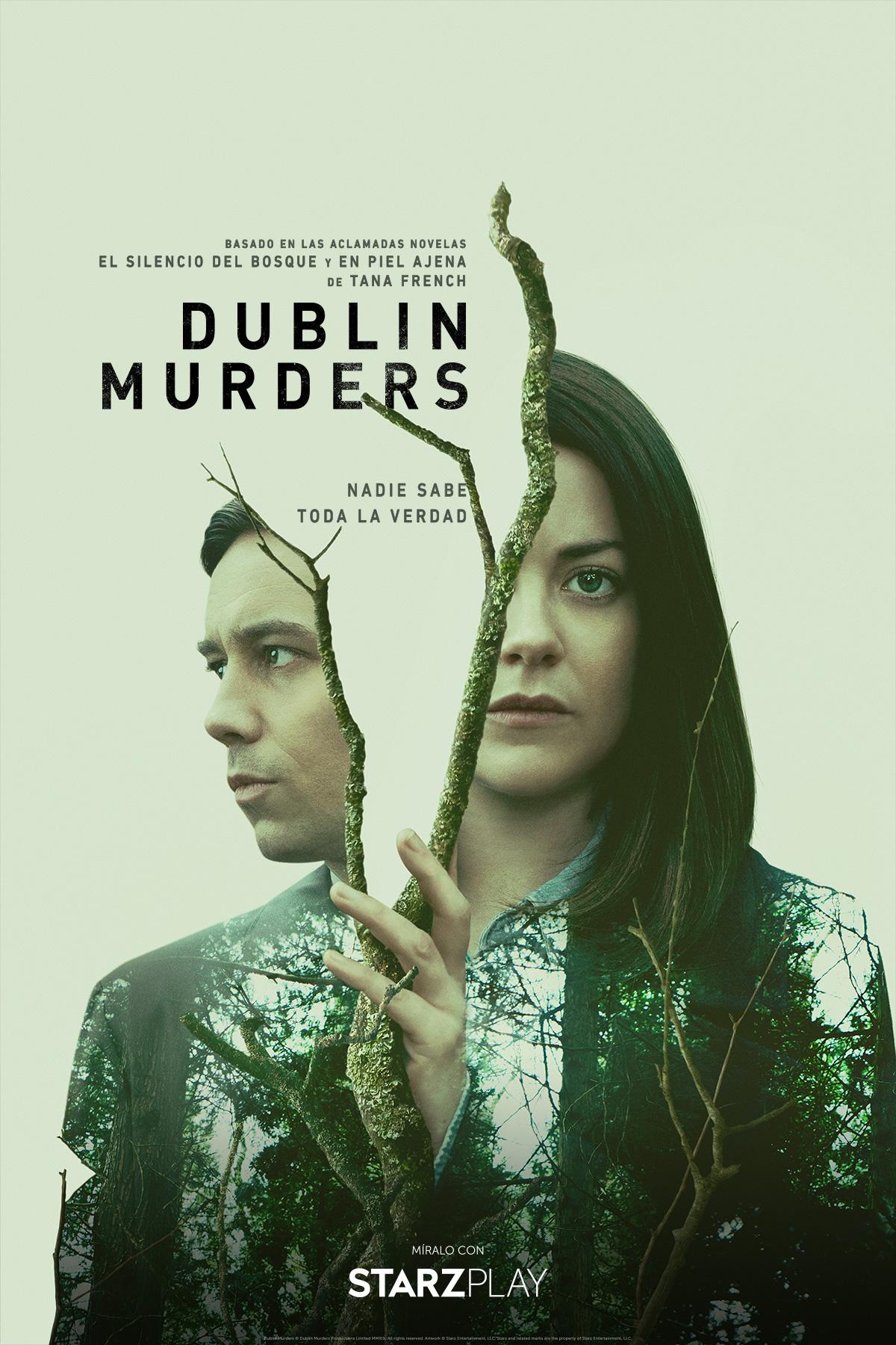 """Starzplay lanza el trailer de su serie """"dublin murders"""" que se estrenará el 10 de noviembre"""