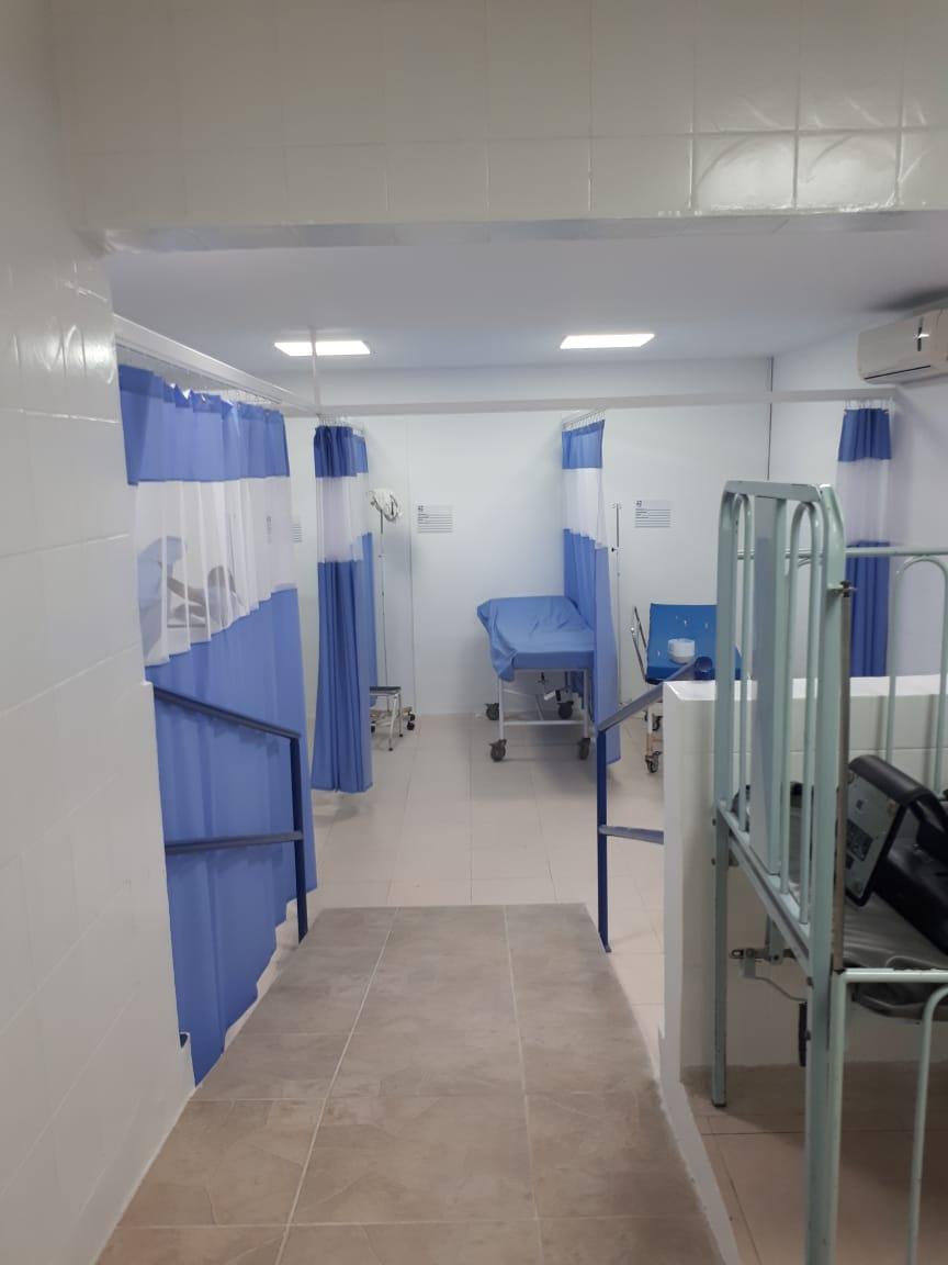 ESE reabrió servicios en el Centro de Salud de La Esperanza