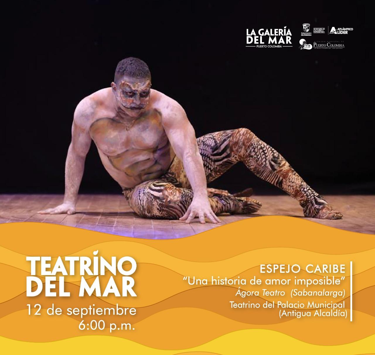 'Espejo Caribe', este jueves en la Galería del Mar de Puerto Colombia
