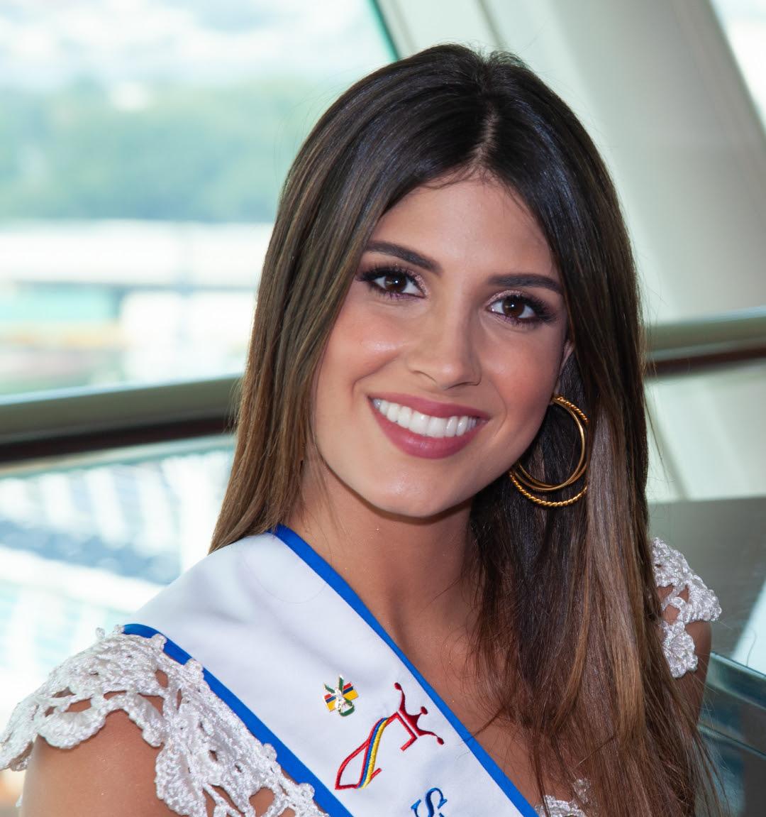 Señorita Colombia visitará Fisulab