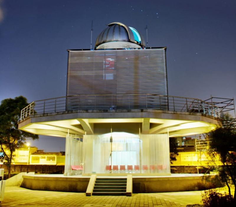 Nuevo observatorio astronómico en Bogotá