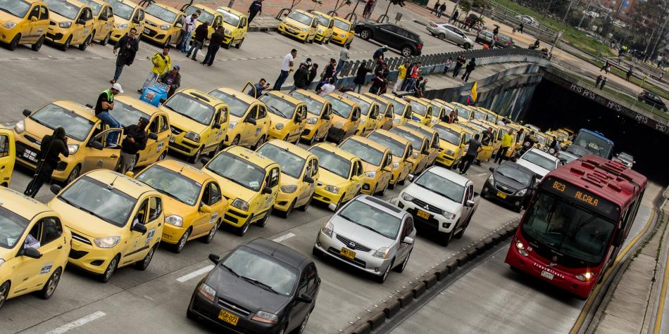 Conozca las tarifas para el servicio de taxi 2021 en Bogotá
