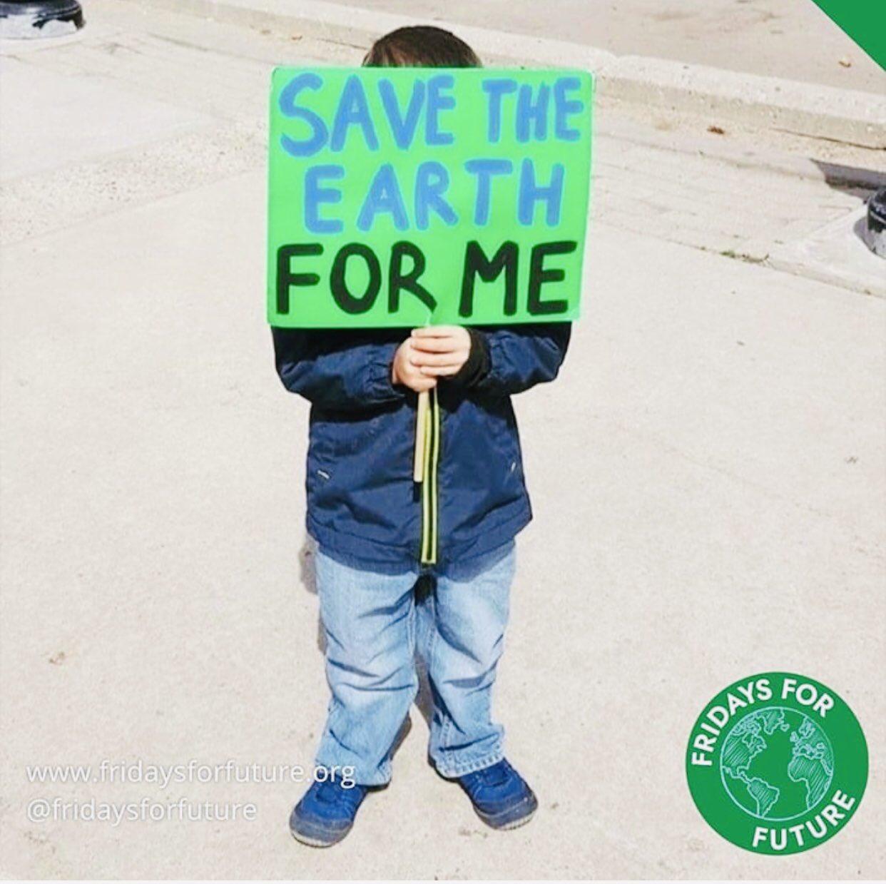 Jóvenes de todo el mundo hacen un SOS por el medio ambiente