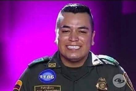 """Policía ordena investigar al uniformado que se presentó y pasó en """"Yo me llamo"""""""