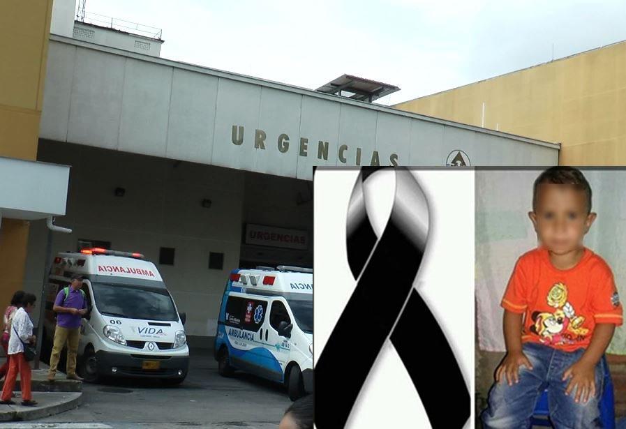 Falleció niño de 3 años tras caer de un tercer piso en Cartago