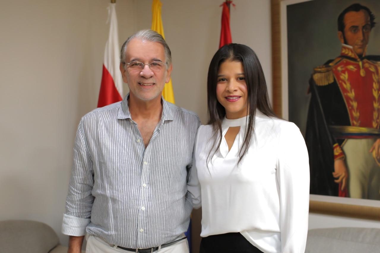 Verano exalta a Adriana Daza, fundadora de la Filarmónica Latinoamericana de Londres