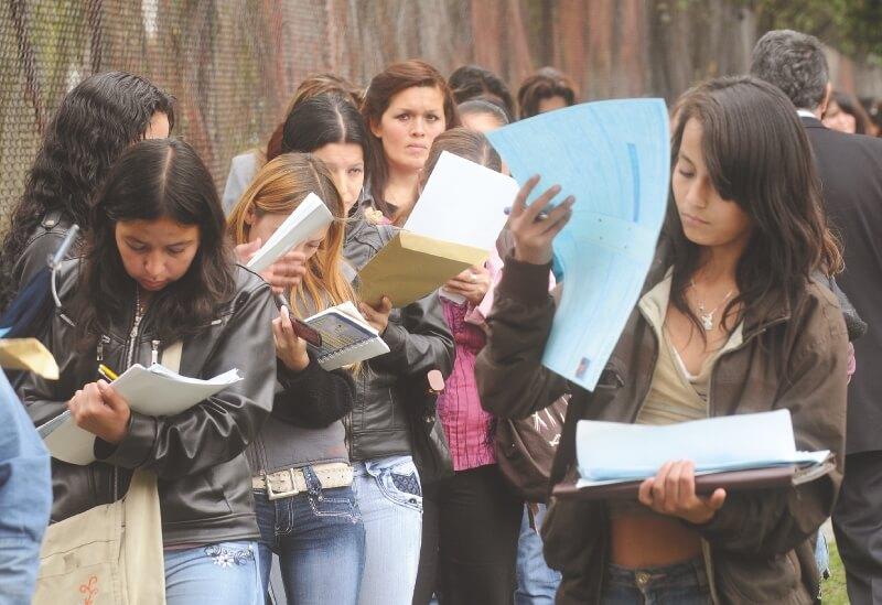 Desempleo en Colombia aumentó desde el mes de Agosto