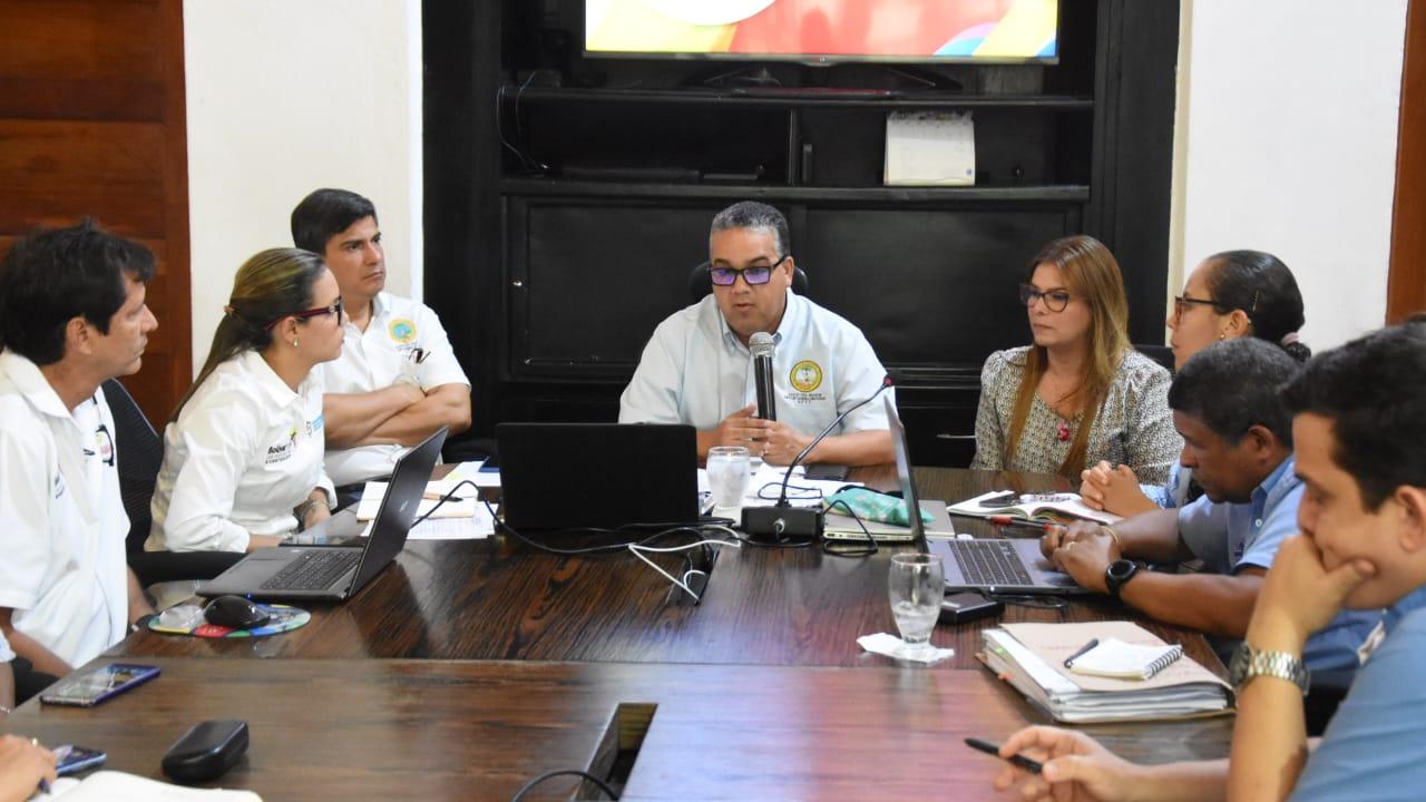Cartagena, comprometida con organización y logística de los Juegos Nacionales