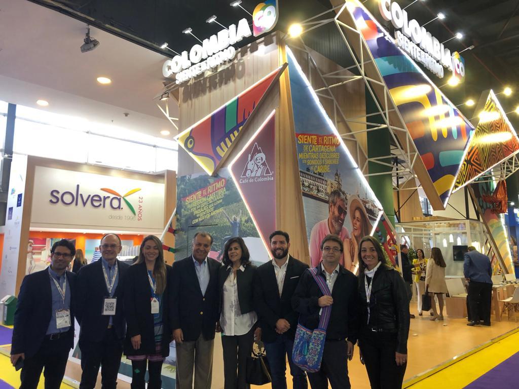 Barranquilla promueve turismo vacacional en el FIT de Argentina