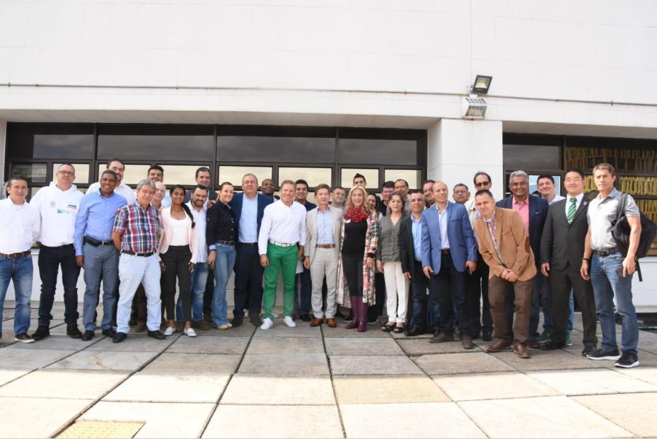 La Gobernación de Antioquia e Indeportes saldrán a ganar los Juegos Nacionales