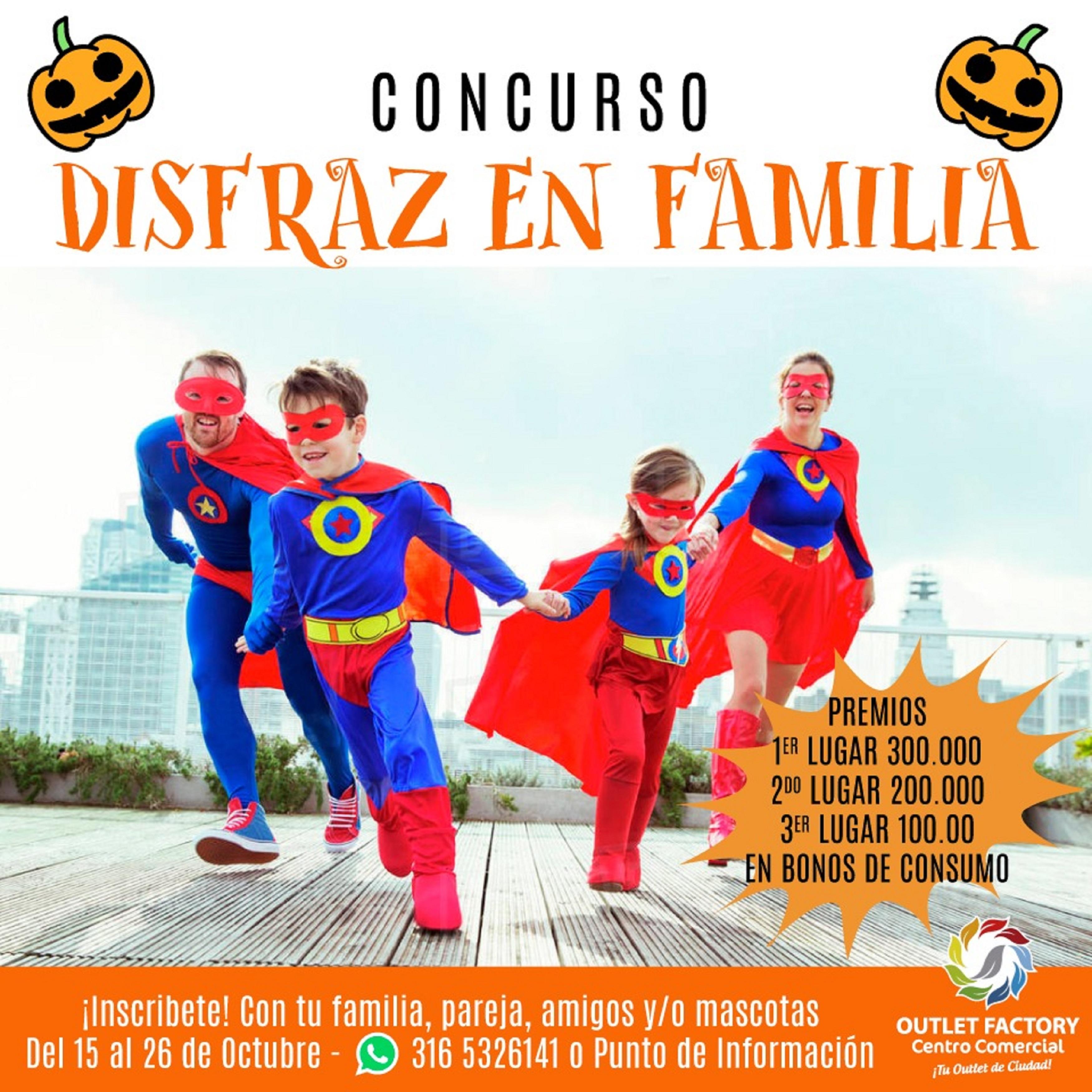 Halloween se viste de moda con Belky Arizala y Outlet Factory Centro Comercial
