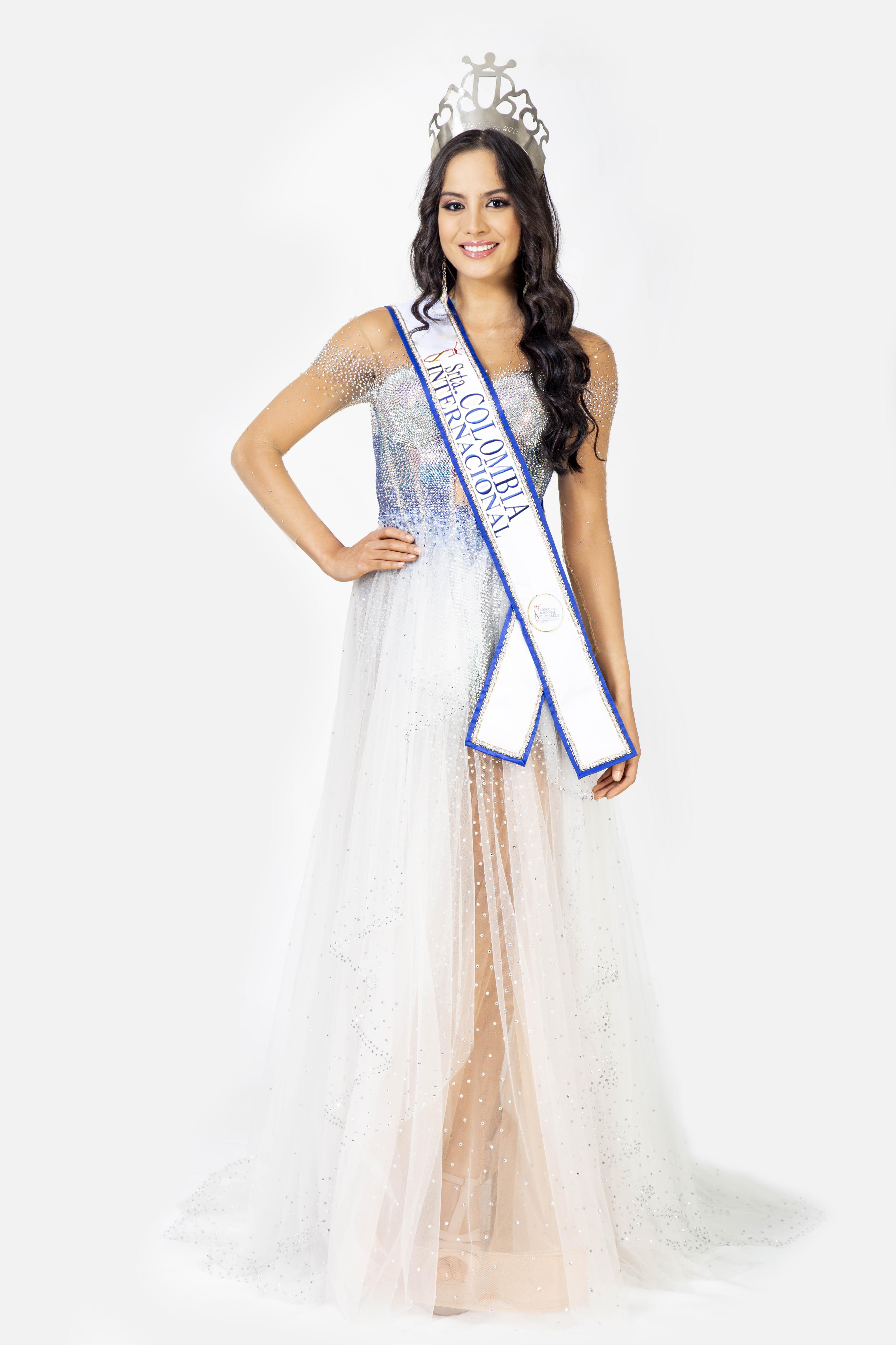 Primer día de Miss Internacional en Japón