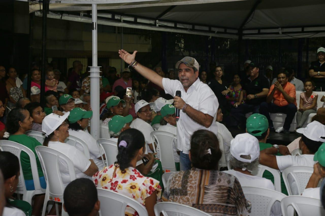 Parque El Limón, otra obra que estrena Barranquilla, gracias al alcalde Char