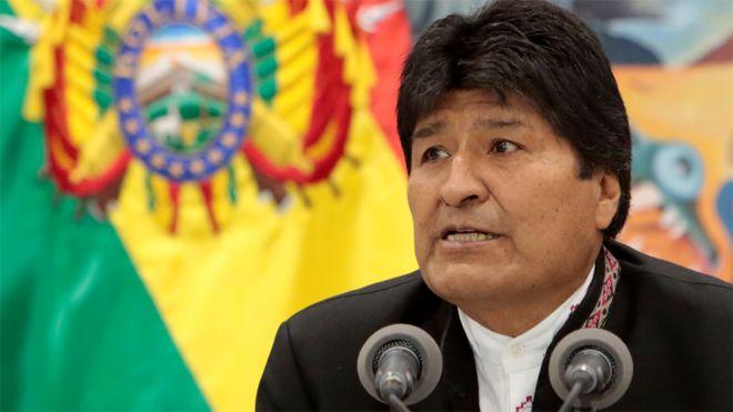 Evo Morales convocó nuevas elecciones en Bolivia