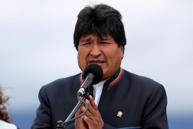 Evo Morales renunció en su cargo de Presidente de Bolivia