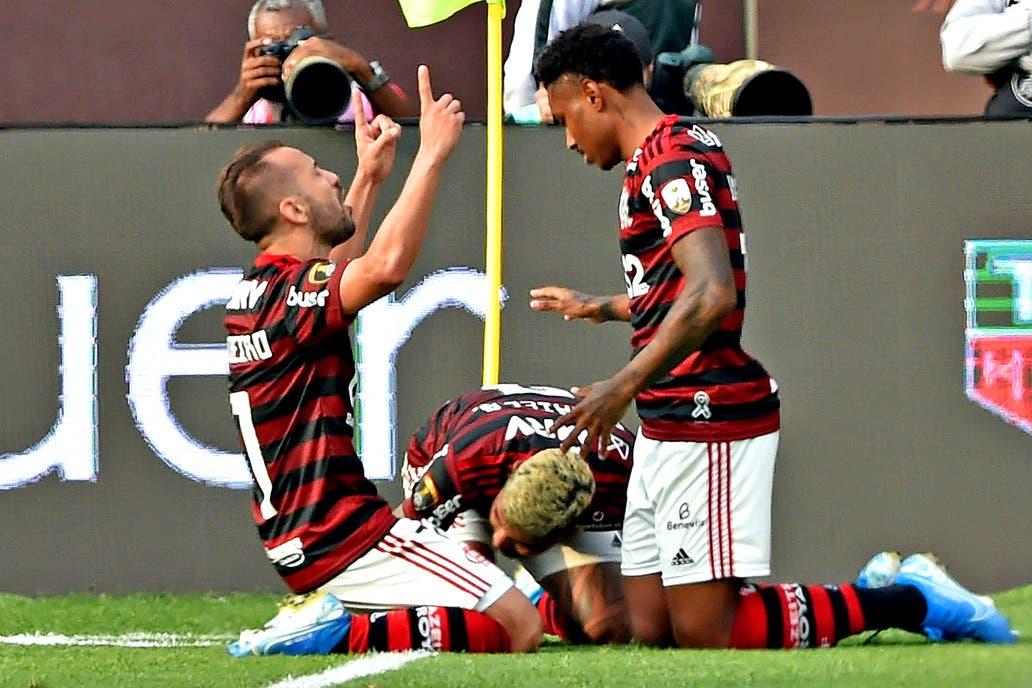 Flamengo campeón de la Conmebol Libertadores 2019