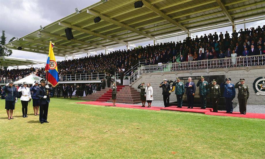 Estamos firmes como Nación para seguir enfrentando la amenaza del narcotráfico, el principal enemigo del país: Presidente Duque