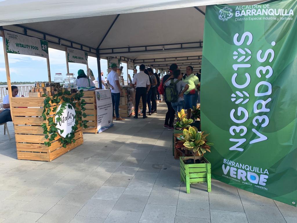I Feria Ambiental Sostenible de Negocios Verdes, propuesta que incentiva economía circular