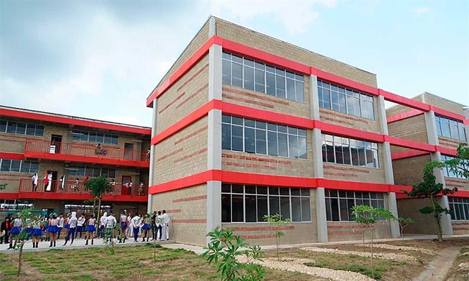 Gobierno Nacional y Gobernación del Atlántico entregan obras de ampliación y mejoramiento de colegios en Sabanalarga