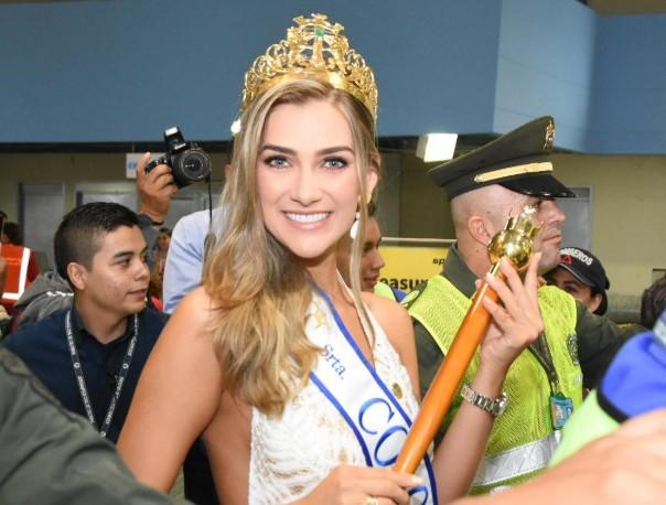 Señorita Colombia habló sobre la libre expresión y el respeto entre compatriotas