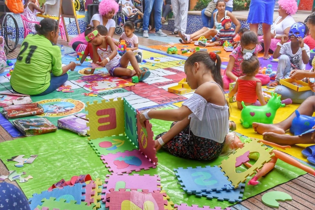 Cartagena conmemora el Día Mundial contra el Abuso Sexual de Niñas, Niños y Adolescentes