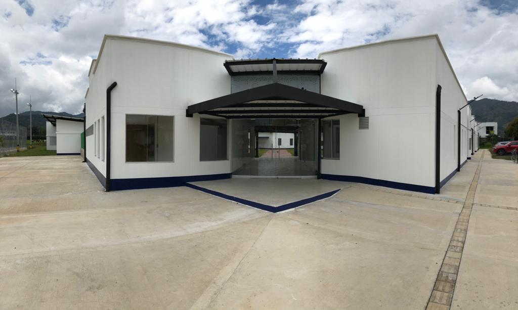 Nueva Ciudadela Integral para la primera infancia en el municipio de La Ceja