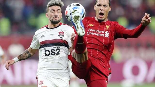 Flamengo jugó el mejor partido de un latino en las finales del Mundial de Clubes desde 2012